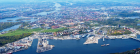 Just as on Stockholm's coastline shown in the photo, cities are seeing new neighbourhoods develop or old ones restored and expanded at a rapid pace. (Photo: stockholmroyalseaport.com)