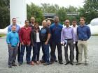 Eleven South African technicians completed the training course at German-based B
