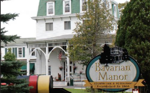 NYSERDA's incentives have allowed Bavarian Manor Inn and ¬Restaurant, in Purling, NY, with its 18 guest rooms and restaurant to install solar hot water.