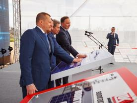 Lukoil has energized its second solar park in Russia's southern Volgograd region (pict. Lukoil)