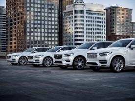 Volvo's whole portfolio is going to be gradually extended and replaced by models with an electric motor. (Photo: Volvo)