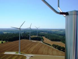 Chorus Clean Energy AG acquires the largest wind park portfolio in its company history located in France near the Atlantic coast. (Photo: Chorus Clean Energy)
