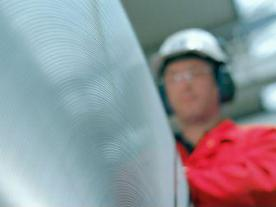 <b>Norwegian industrial group Norsk Hydro ASA has succesfully entered the market for aluminium pipes for solar absorbers.</b><br><br><i>Photo:Norsk Hydro </i>