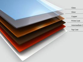 <b>Configuration of Flabeg's monolithic mirrors: the glass layer has a thickness of 4 mm.</b><br><br><i>Graphic: Flabeg</i><br>